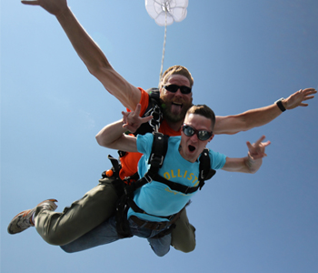 Pennridge, Pennsylvania Skydive