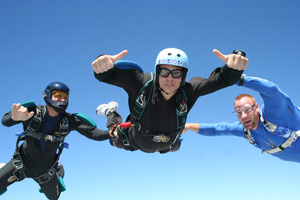 Pennridge Skydiving School