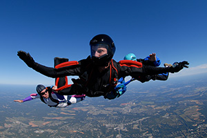 Skydiving Training in Pennridge