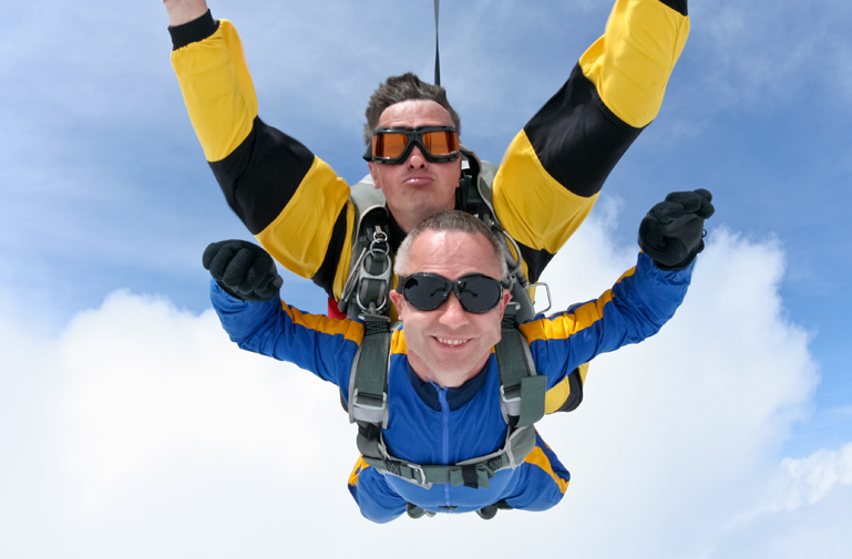 Pennridge Tandem Skydiving