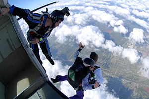 Skydiving Video Packages Pennridge